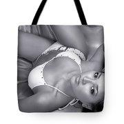 Exotic Hot Woman Tote Bag