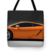 Exotic Lamborghini  Tote Bag
