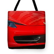 Exotic Reflections Tote Bag