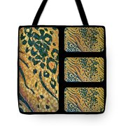 Exotic Repetitions Tote Bag