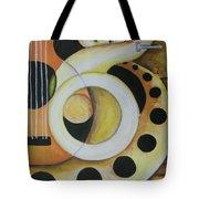 Exotic Rhythm 1 Tote Bag