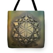 Expanding Elements Tote Bag