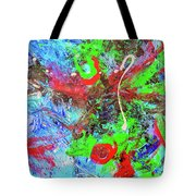 Expanding Love Tote Bag