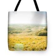 Expansive Open Plains Tote Bag