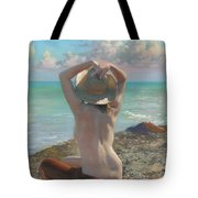 Expectation Mmxi Tote Bag