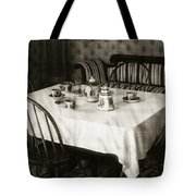 Expecting Guests Tote Bag