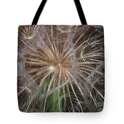 Experience The Dandelion Tote Bag