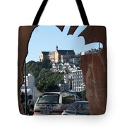 Experiencing Welly Through Art Tote Bag