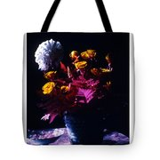 Experiment In Light Tote Bag