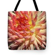 Exploding On The Scene Tote Bag
