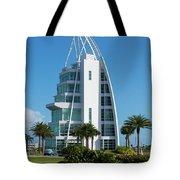 Exploration Tower Florida Tote Bag