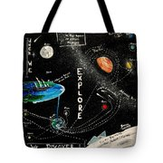 Explore And Discover Collector Edition Tote Bag