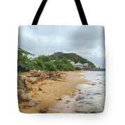 Exploring The Beach Tote Bag
