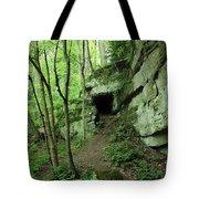 Exploring The Gorge Tote Bag