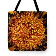 Explosion Of Color  Tote Bag