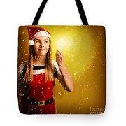 Explosive Christmas Gift Idea Tote Bag