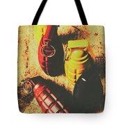 Explosive Ordnance Tote Bag
