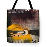 Expo 67 Tote Bag