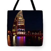 Expo Tower Tote Bag