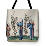 Export Gouaches On Pith Paper Tote Bag