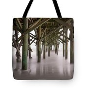 Exposed Structure Tote Bag