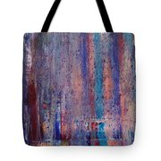 Expression # 9 The Blues Down And Out Tote Bag