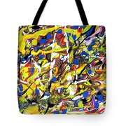 Expression 5 Tote Bag