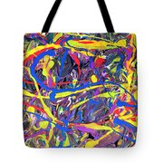 Expression 6 Tote Bag