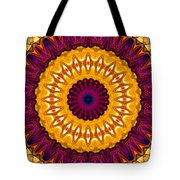 Expression No. 7 Mandala Tote Bag