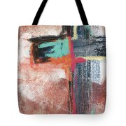 Expressionist Cross 5- Art By Linda Woods Tote Bag