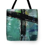 Expressionist Cross 8- Art By Linda Woods Tote Bag