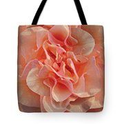 Expressionist Rose Tote Bag