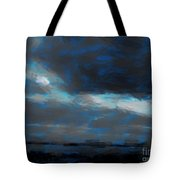 Expressionist View Iv Tote Bag
