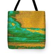 Expressionist View Vi Tote Bag