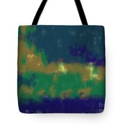 Expressionist View Vii Tote Bag