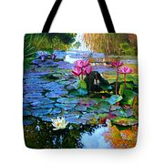 Expressions From The Garden Tote Bag