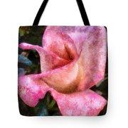 Exquisite Pink Tote Bag