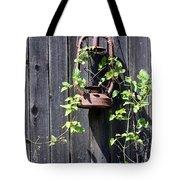 Extinguished Tote Bag