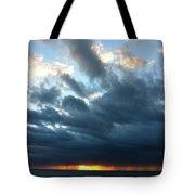 Extinguished Sun Tote Bag
