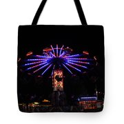 Extra Terrestrial Light Tote Bag
