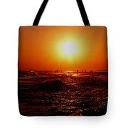 Extreme Blazing Sun Tote Bag
