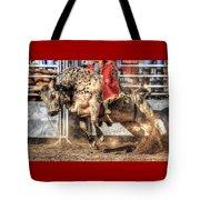Extreme Bulls Tote Bag