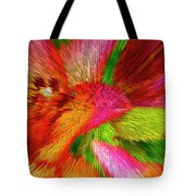 Extruded 692 Tote Bag