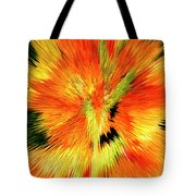 Extruded 947 Tote Bag