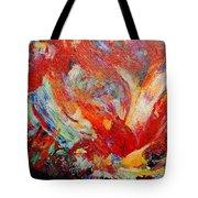Exuberance Tote Bag