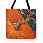 Exuberant Pumpkin Tote Bag