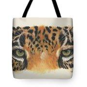 Jaguar Gaze Tote Bag