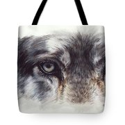 Eye-catching Wolf Tote Bag