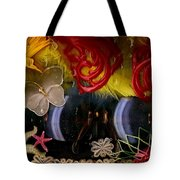Eye Glasses In Popart With Style Tote Bag