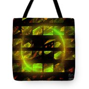 Eye In The Window Tote Bag